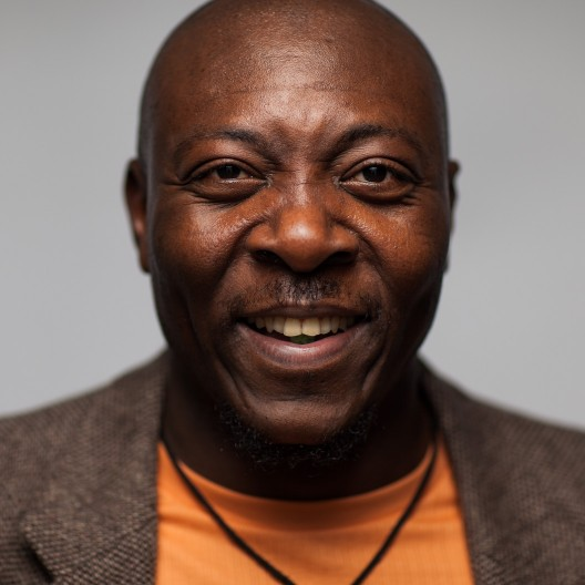 Portrait of Stanley Asah