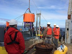 The automated Environmental Sample Processor will analyze seawater for algal species and toxins. Researchers deployed it in May about 13 miles off Washington's coast.