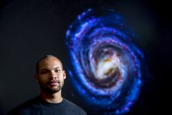Earth and Space Sciences' Tyler Valentine