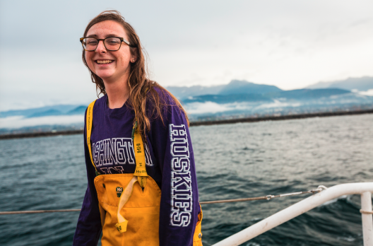 University of Washington's School of Oceanography ranks No. 1 globally.