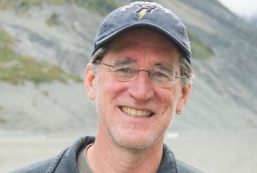 Harold Tobin, the new director of the Pacific Northwest Seismic Network and professor in Earth and Space Sciences
