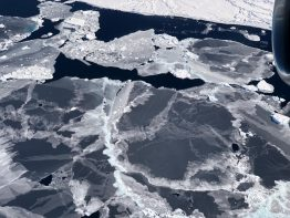 Since ICESat-2 launched in September, it has already exceeded expectations. It's measuring the height of sea ice to within an inch, which will be used to improve climate modeling and forecasts.